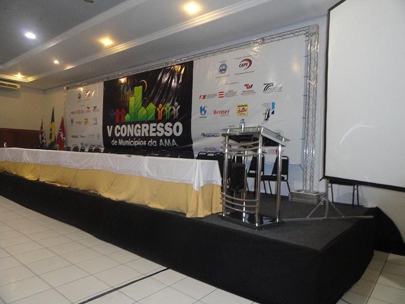 5º Congresso dos Municipios do Noroeste Paulista 2015