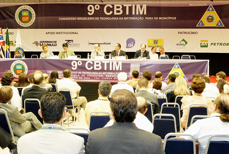 9º Congresso da Tecnologia da Informação 2008