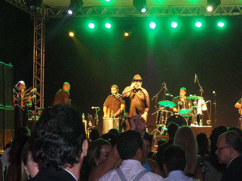 Baile Oficial de Cubatão 2012