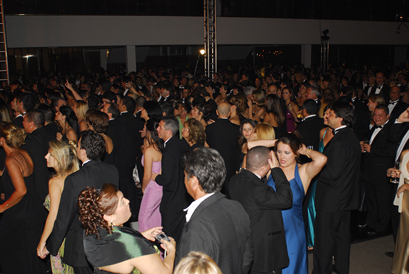 Baile Oficial de Guarujá 2007