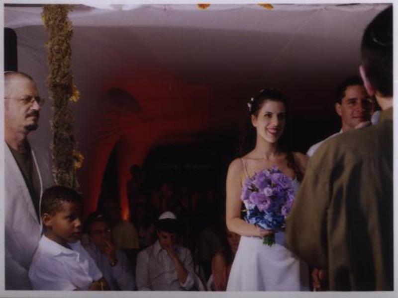 Casamento na Praia do Tombo