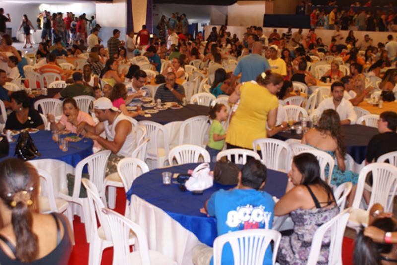 Fim de ano Santos Brasil 2008