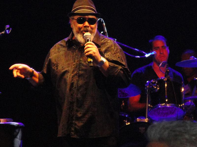 Jorge Aragão em Cubatão 2012