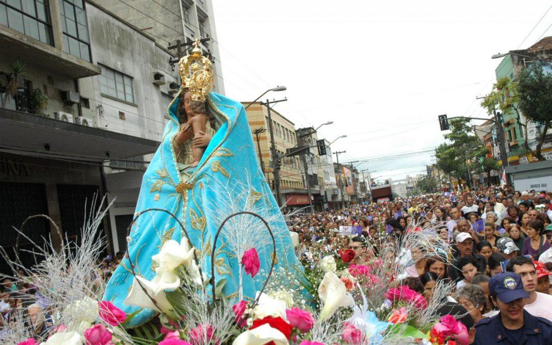 Cape Eventos presente na Festa da Padroeira de Santos
