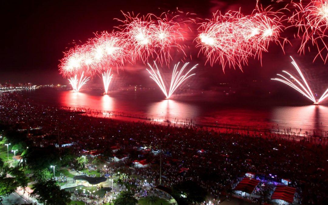 CAPE Eventos cuidará da estrutura do Réveillon Santos 2020